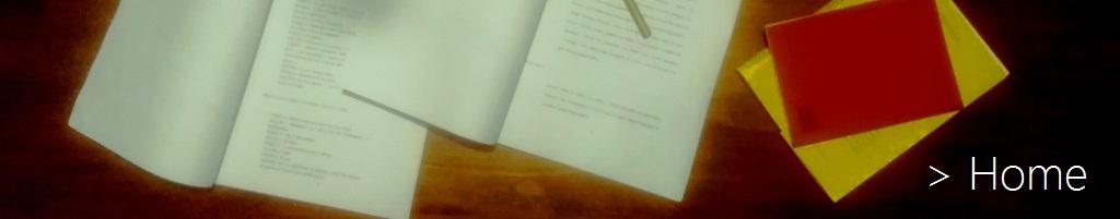 Teatro, drammaturgia, scrittura.